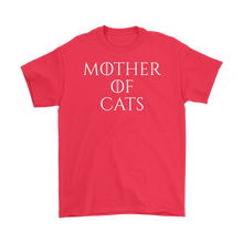 Load image into Gallery viewer, Red Mother Of Cats Men