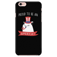 Load image into Gallery viewer, iPhone 6/6s PROUD TO BE AN AMERICAT