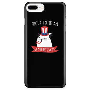 iPhone 7 Plus/7s Plus/8 Plus PROUD TO BE AN AMERICAT