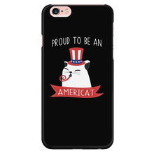 Load image into Gallery viewer, iphobne 6 Plus/6S Plus PROUD TO BE AN AMERICAT