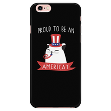 Load image into Gallery viewer, iPhone 7/7s/8 PROUD TO BE AN AMERICAT