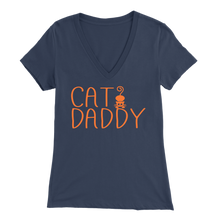 Load image into Gallery viewer, CAT DADDY DARK BLUE FOR WOMEN