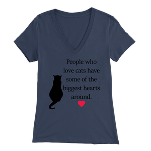 Navy People Who Love Cats Women