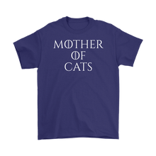Load image into Gallery viewer, Purple Mother Of Cats Men