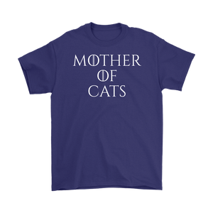 Purple Mother Of Cats Men