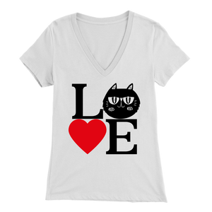 White Love Design Women
