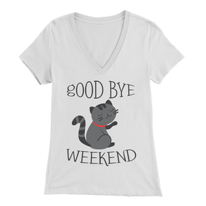 Goodbye Weekend White for Women