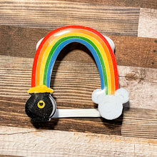 Load image into Gallery viewer, Pot O' Gold rainbow Watch Cover