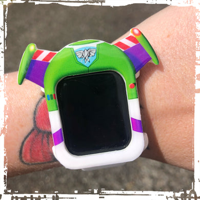 Space Ranger Watch Cover
