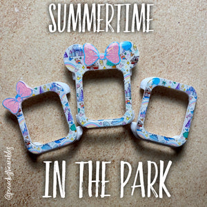 Summer in the Park Watch Covers