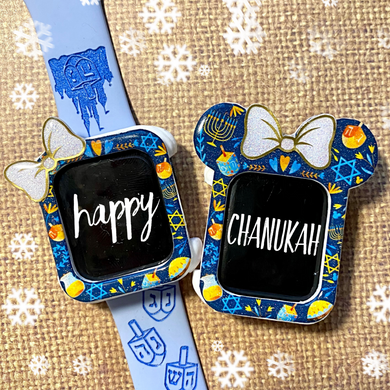 Chanukah  Watch Covers