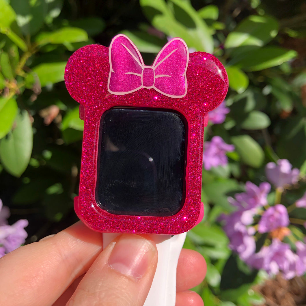 Imagination Pink Mouse Watch Cover