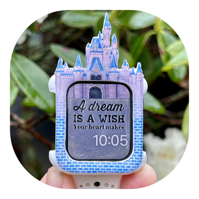 Cindy's Castle Watch Cover