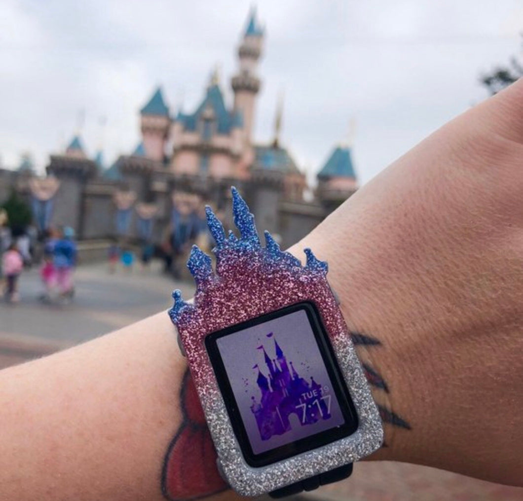 Castle Apple Watch Cover