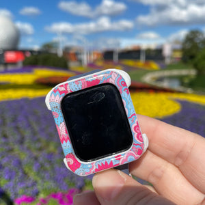 VB inspired Flower and Garden Watch Covers