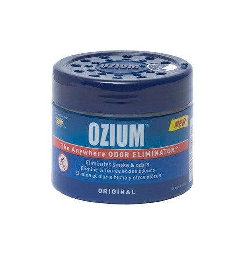 Ozium Original 4.5 oz Gel Air Freshener Sanitizer Smoke & Odor Eliminator-1 Pack