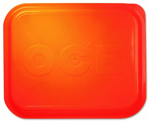 OCB Rolling Tray Lid Orange-Large