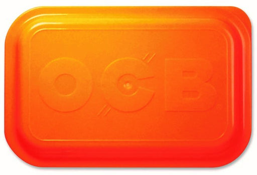 OCB Rolling Tray Lid Orange-Small