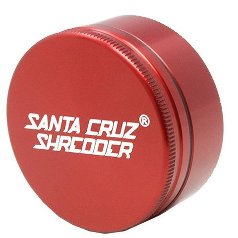 Santa Cruz Shredder Large-2 Piece-Red