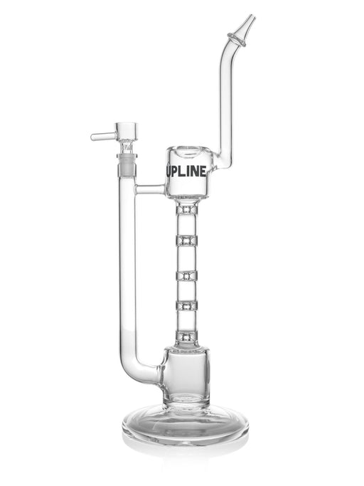 "12"" Upline® Water Pipe - Clear"