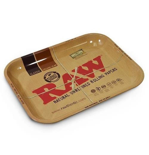 Raw Rolling Trays-Large