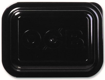 OCB Rolling Tray Lid Black Small