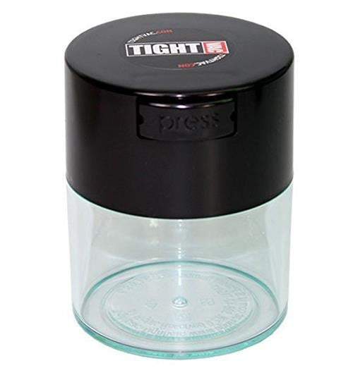 Tightvac Small-Black Clear