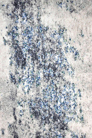 Faded Look Blue Textured Sian 32667-6258