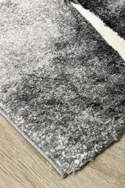 Millard 37 Dark Grey White Runner