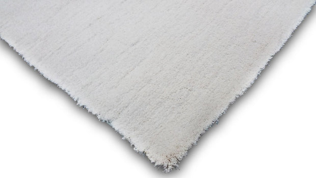 Super Soft Shaggy Rug Ivory