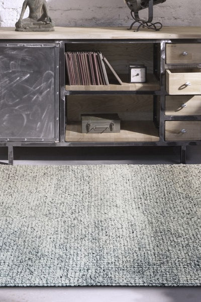 New Hampton Designer Rug Dark Grey
