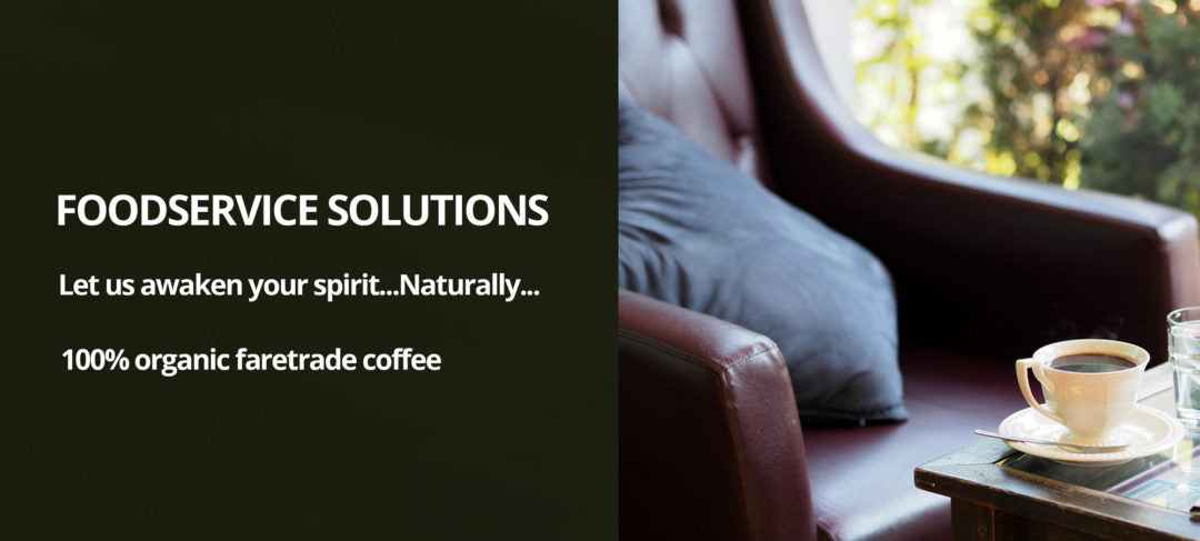 spirit bear coffee foodservice