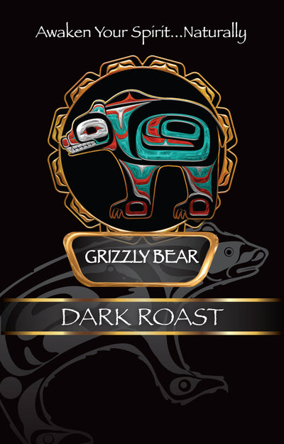 Grizzly Bear - Dark Roast Coffee