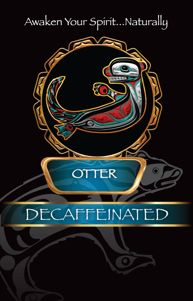 Otter - Decaffeinated Coffee