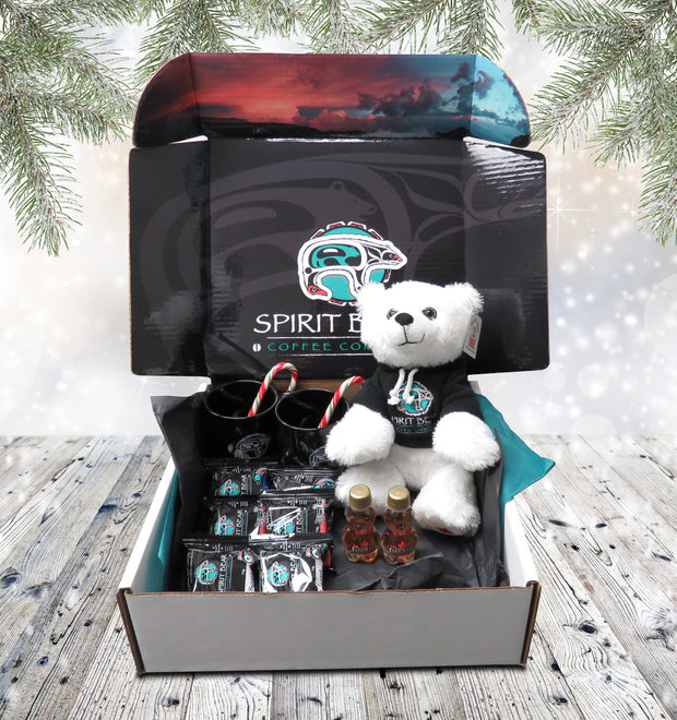 Holiday Sampler Pack - Spirit Bear Coffee Company