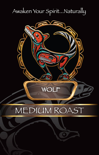 Wolf - Medium Roast Coffee