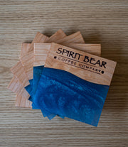 Coasters - Spirit Bear Coffee Company