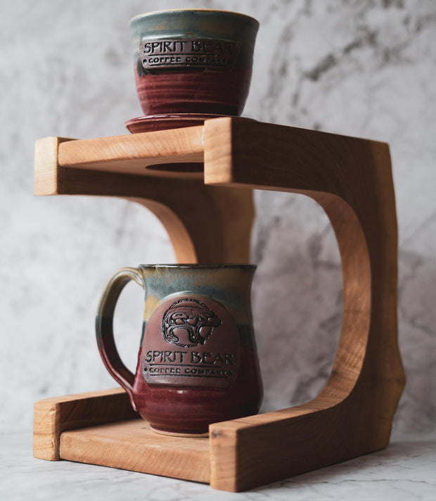 Pour Over Stand - Spirit Bear Coffee Company