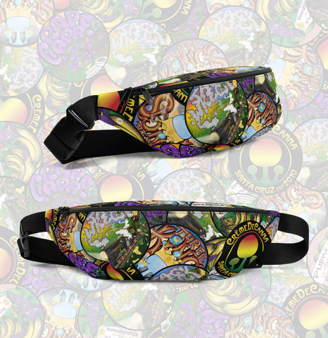 Creme Collection v3 Fanny Pack