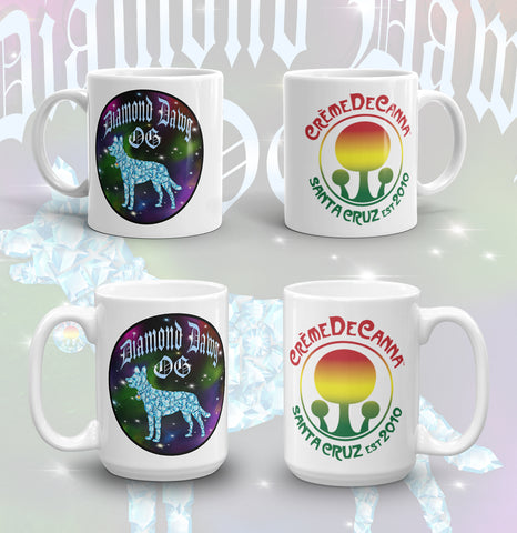 Diamond Dawg Og Mug