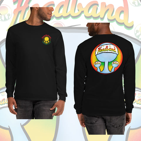 Headband Long Sleeve Shirt