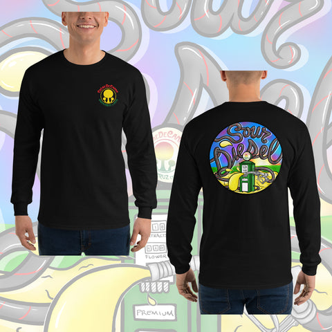 Sour Diesel Long Sleeve Shirt