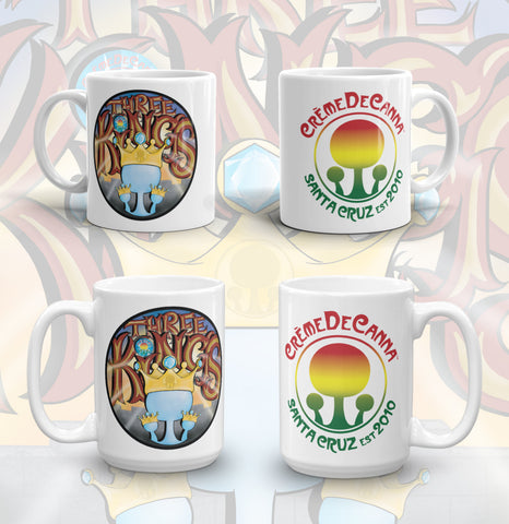 Three Kings Mug
