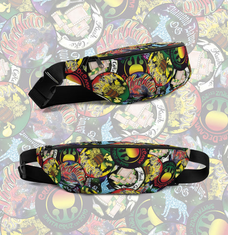 Creme Collection v2 Fanny Pack