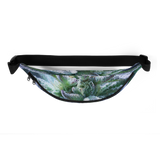 Frosty Purps Fanny Pack