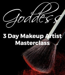 GODDESS MAKEUP - 3 DAY ACCREDITED MAKEUP ARTIST MASTERCLASS