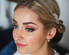 Goddess Makeup Bride