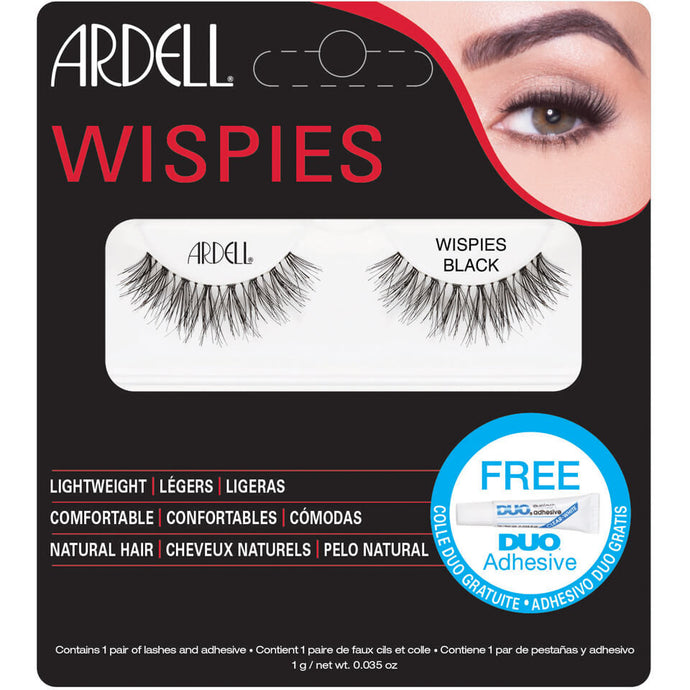 We Love... Ardell wispies lashes black