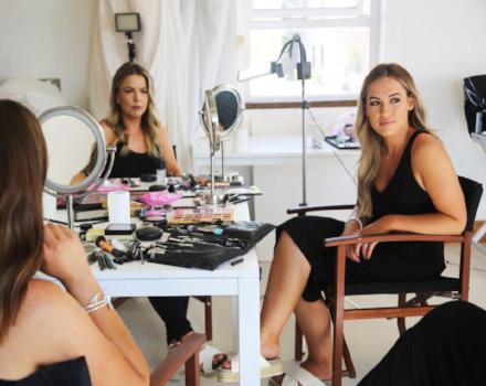 GODDESS MAKEUP LESSONS AND PARTIES