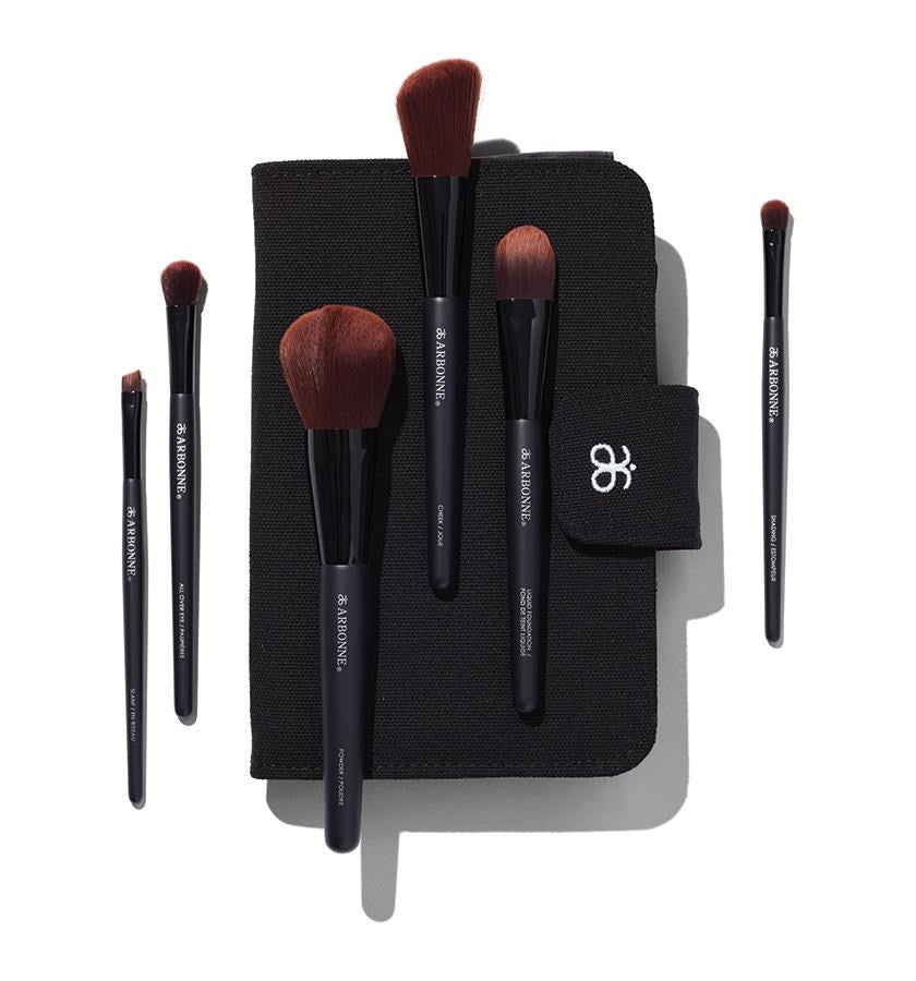 We Love... VEGAN | Cosmetics Brush Set UK #7098